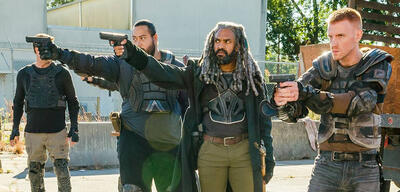 The Walking Dead - Staffel 7, Episode 13: Bury Me Here
