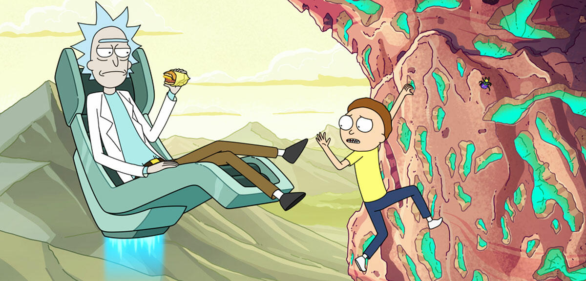 Rick And Morty Deutsch Staffel 1 Folge 1