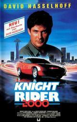 Knight Rider 2000 - Poster