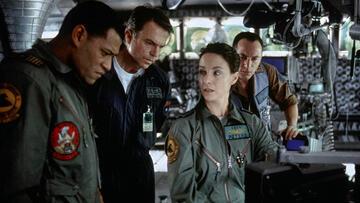 Die Crew aus Event Horizon...