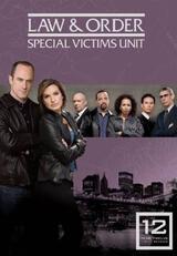 Law & Order: New York - Staffel 12 - Poster