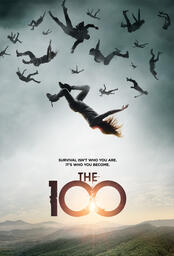 The 100 - Poster