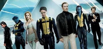 Bild zu:  Die Stars aus X-Men: Erste Entscheidung
