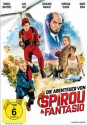 Die Abenteuer von Spirou & Fantasio Poster