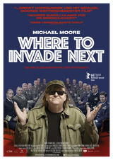 Where to Invade Next - Poster