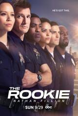 The Rookie - Staffel 2 - Poster