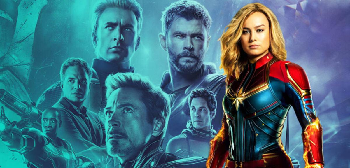 Captain Marvel 2-Start enthüllt: MCU-Plan bis Thor 4 komplett umgeworfen