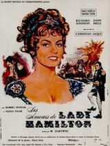 Lady Hamilton - Zwischen Schmach und Liebe - Poster
