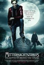 Mitternachtszirkus - Willkommen in der Welt der Vampire Poster