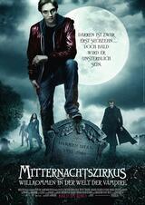 Mitternachtszirkus - Willkommen in der Welt der Vampire - Poster