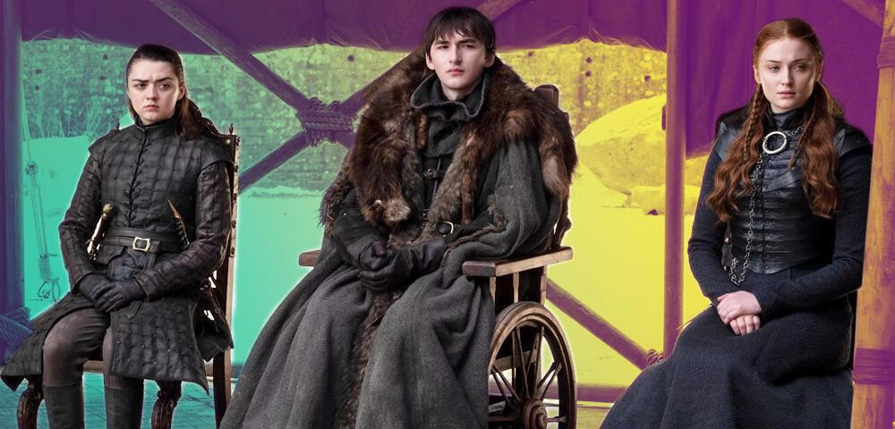 Unbekannte Gesichter im Game of Thrones-Finale: Diese Figuren bestimmten den neuen König