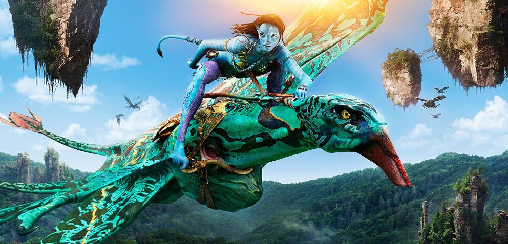 Die Avatar-Fortsetzungen spielen unter Wasser