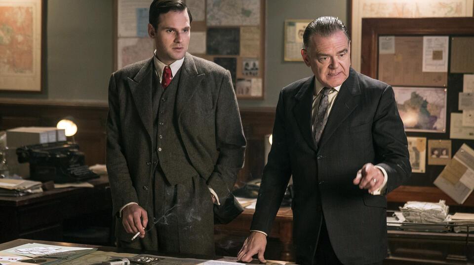 Kommissar Maigret: Die Nacht an der Kreuzung mit Leo Staar