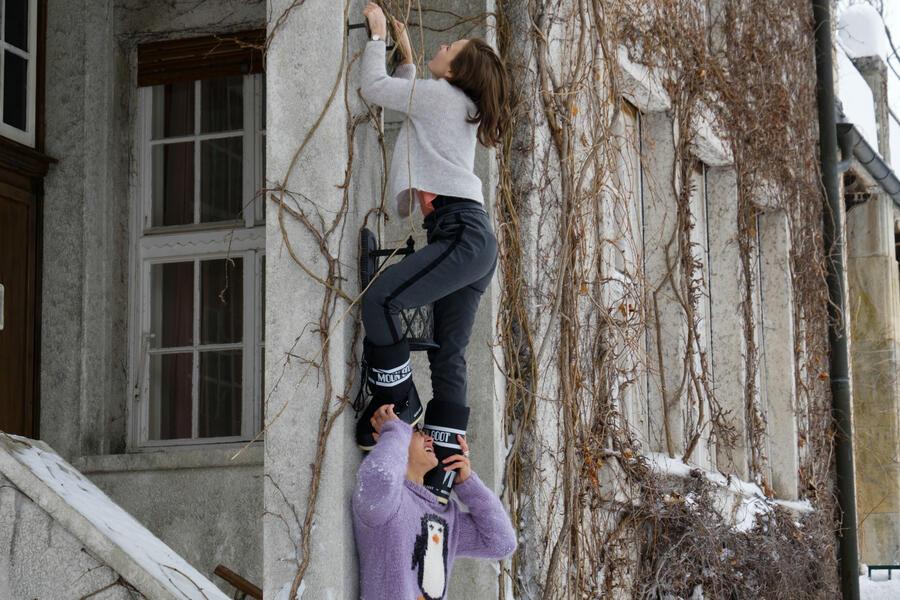 Kalte Füße mit Sonja Gerhardt und Emilio Sakraya