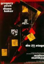 Die 27. Etage Poster