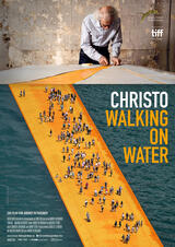 Christo - Walking on Water - Poster
