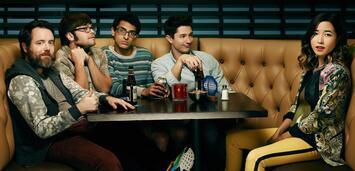 Bild zu:  Die BRB-Crew: Hobbs, Mitchel, Nash, Trey & Mikki