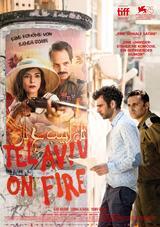 Tel Aviv on Fire - Poster
