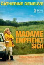 Madame empfiehlt sich Poster