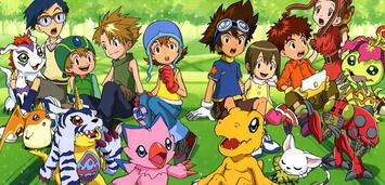 Bild zu:  Digimon Adventure