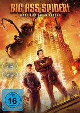 Big Ass Spider! - Poster