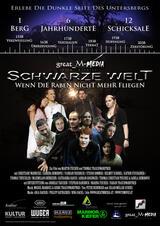 Schwarze Welt - Poster