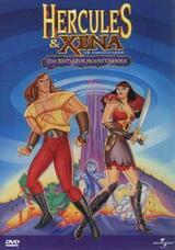 Hercules & Xena - Der Kampf um den Olymp - Poster