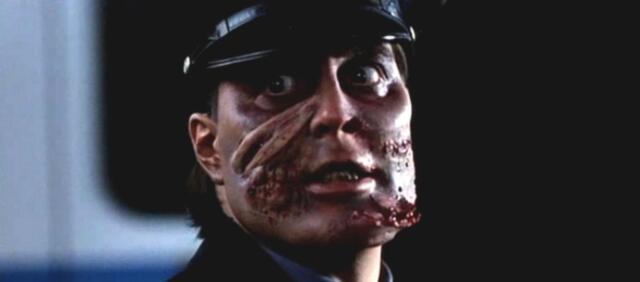 Ein Polizist am Durchdrehen in Maniac Cop