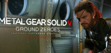 Bild zu:  Metal Gear Solid V: Ground Zeroes