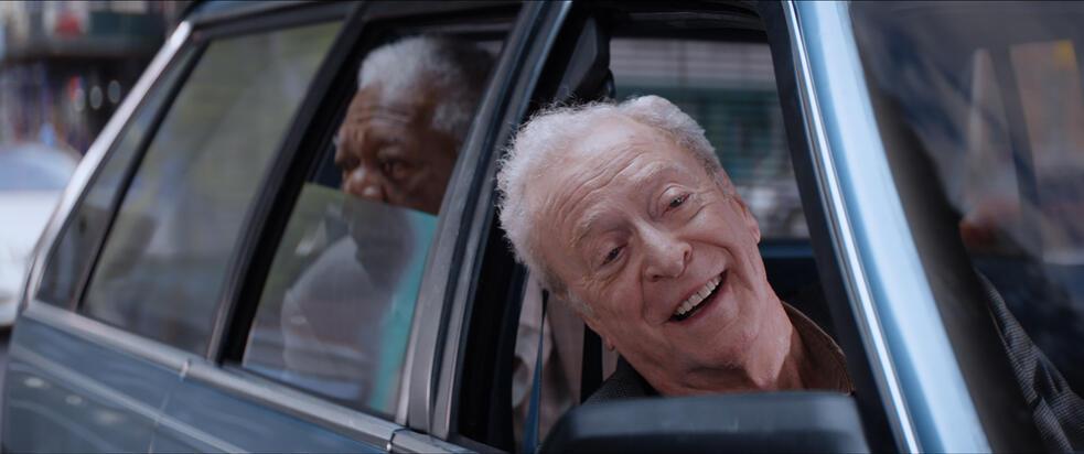 Abgang mit Stil mit Morgan Freeman und Michael Caine