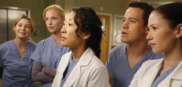 Grey's Anatomys unvergessene Figuren: Meredith, Izzy, Cristina, George, Lexie