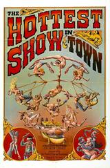 The Hottest Show in Town - Poster