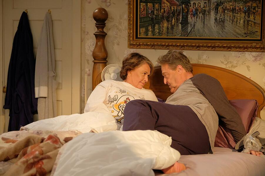 Roseanne Revival, Roseanne Revival - Staffel 1 mit John Goodman und Roseanne Barr