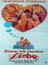 Komm, wir machen Liebe - Poster