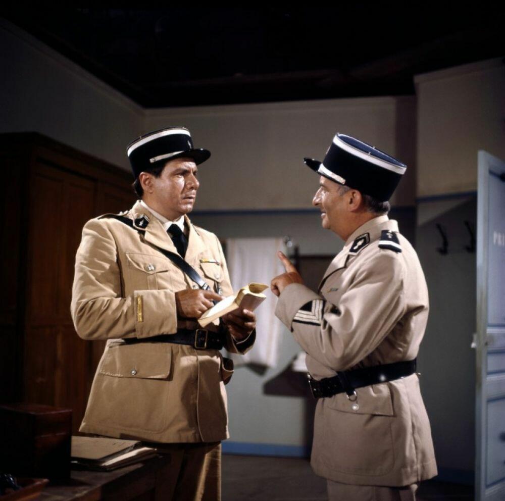 Der Gendarm Von Saint Tropez