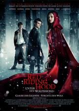 Red Riding Hood - Unter dem Wolfsmond - Poster