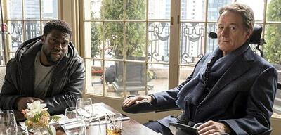 Kevin Hart und Bryan Cranston
