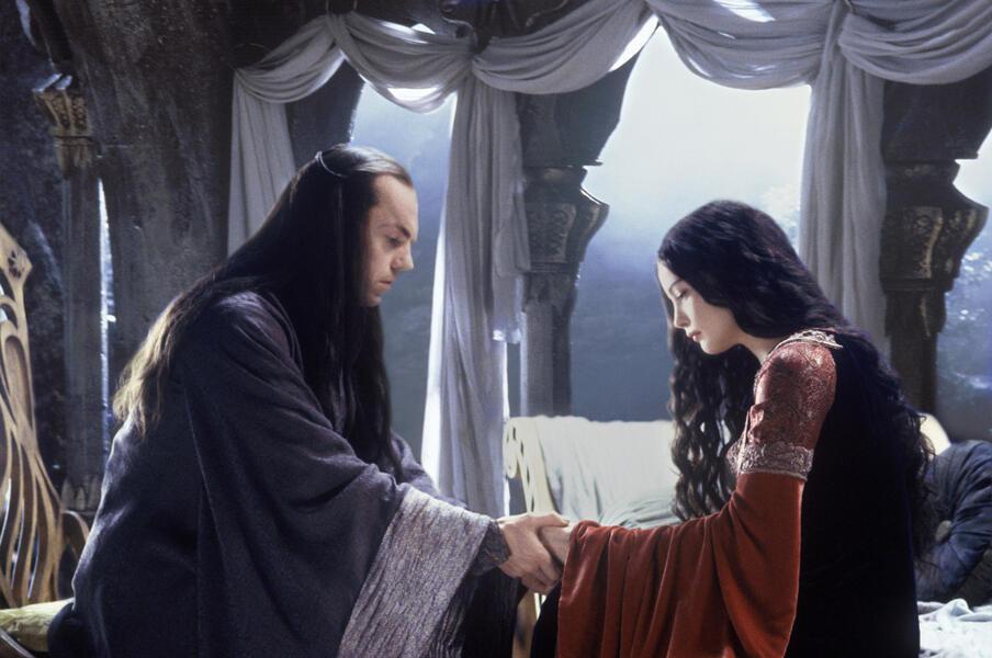 Der Herr der Ringe: Die Rückkehr des Königs mit Hugo Weaving und Liv Tyler