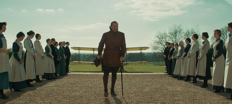 The King's Man - The Beginning mit Ralph Fiennes