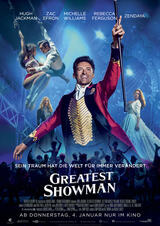 Greatest Showman - Poster