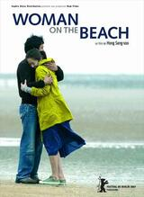 Woman on the Beach - Poster
