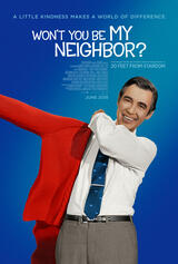 Won't You Be My Neighbor? - Poster