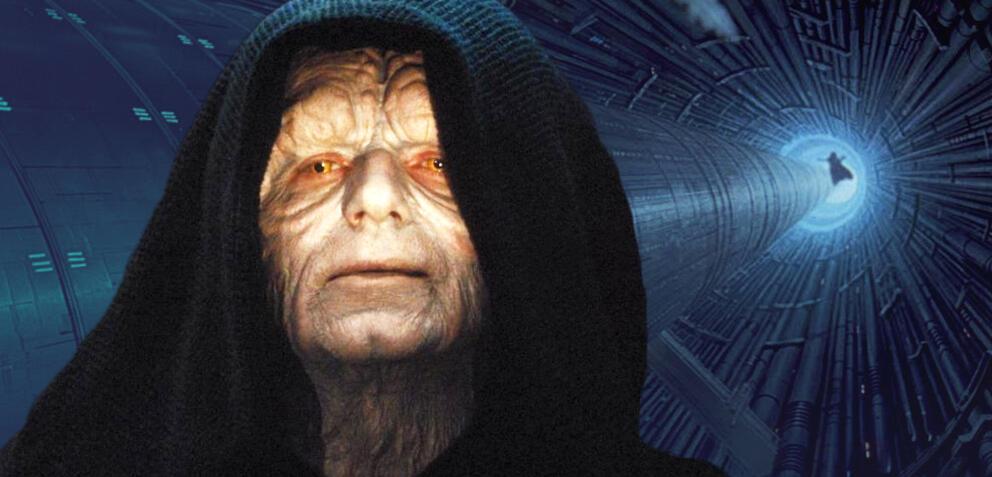 Der Imperator in Star Wars: Episode 6 - Die Rückkehr der Jedi-Ritter