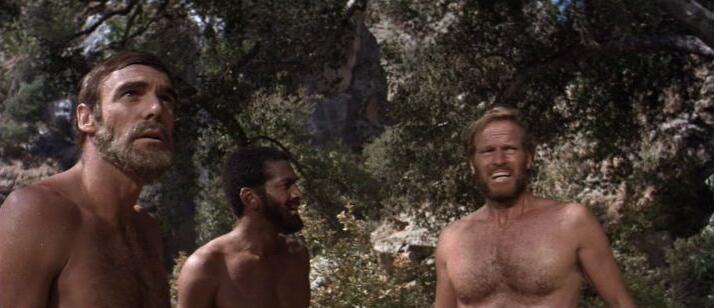 Planet der Affen mit Charlton Heston