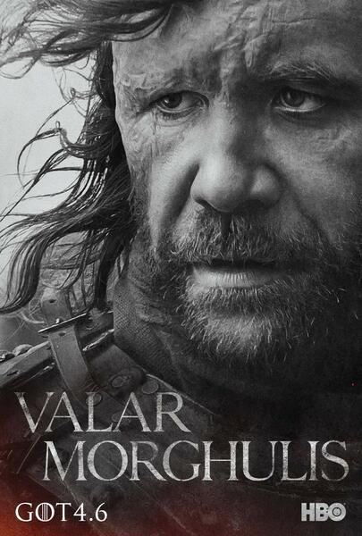 Game of Thrones, Game of Thrones - Staffel 4 mit Rory McCann