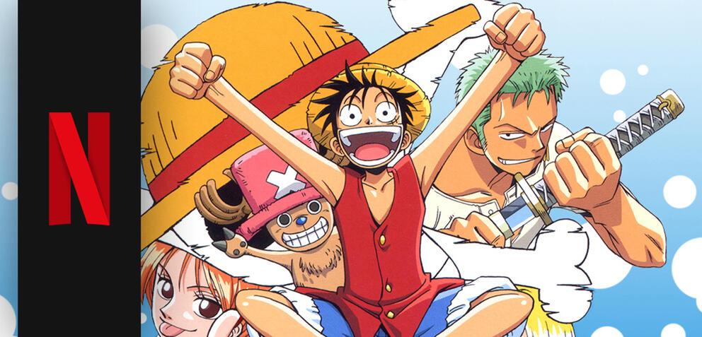Ruffy in One Piece
