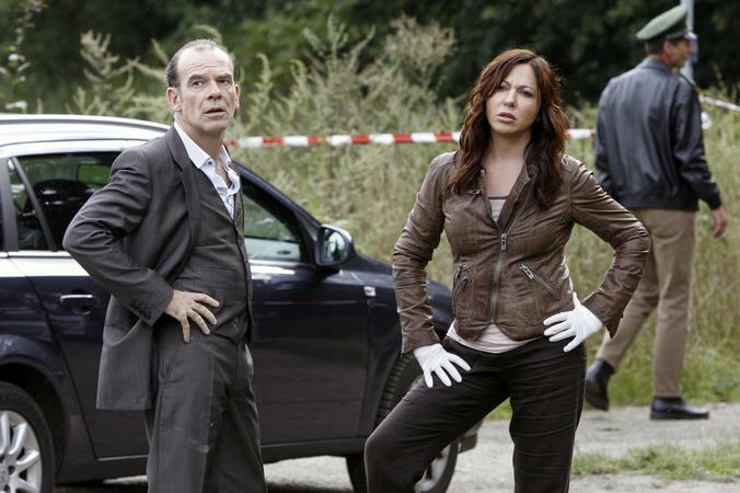 Tatort: Rendezvous mit dem Tod mit Martin Wuttke und Simone Thomalla