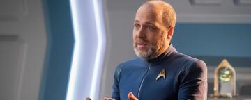 H. Jon Benjamin als Tribble-Wissenschaftler in Star Trek: Short Treks