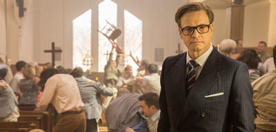Kingsman: The Secret Service mit Colin Firth