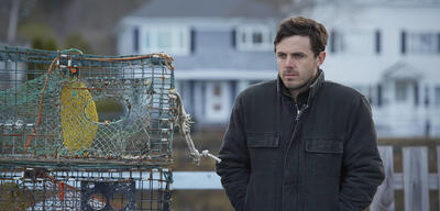 Casey Affleck inManchester By the Sea